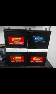 Secondhand Car Battery