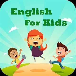 99 HKD English class 😊 Oral Fun Chat class 😊👍 For K1 - K3 children 😊Sunday promotion only! 😊 Phonics + Oral class 😊 2 classes for 199 HKD   Taught by a Native English teacher with over 14 years teaching experience in Hong Kong