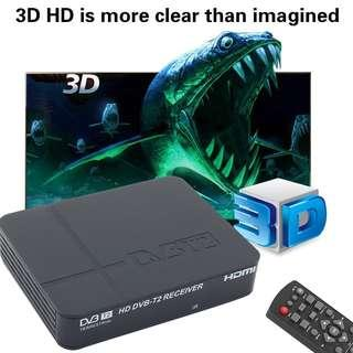 MYTV FREEVIEW DECODER HDTV DVB T2 FREEVIEW FULL HD MULTIMEDIA PLAYER