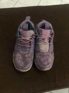 Preloved Reebok Purple Rubbershoes