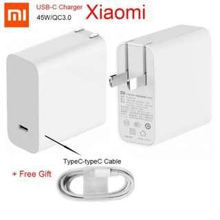 Xiaomi 45W USB-C power adapter