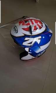 A rai helmet L 58-60cm