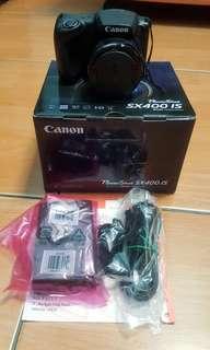 Camera Digital Canon SX400 IS