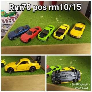 Lot hotwheels and tomica