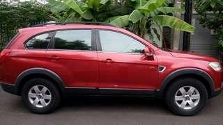 Chevrolet captiva 2011 bensin