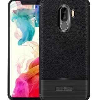 Xiaomi Pocophone F1 Litchi Texture TPU Case