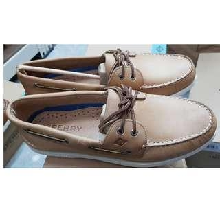 🚚 Sperry Boat Shoes Oatmeal
