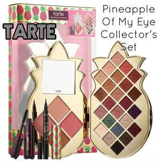 Tarte Pineapple Of My Eye Collector's Set