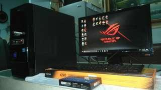Intel core i5 gaming desktop