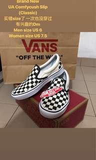 180478887a8 Vans Comfycush slip (Classic)