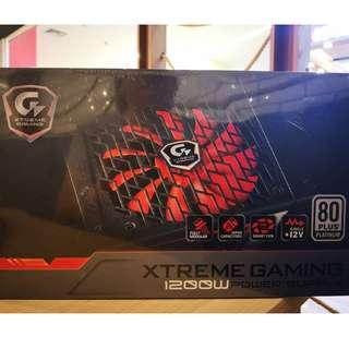Xtreme gaming 1200w power supply