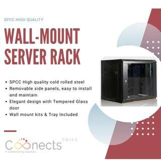 Wall Mountable Server Rack 6U 9U 12U