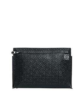 Loewe T Pouch Clutch Bag