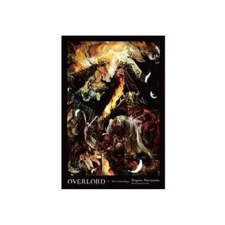 🚚 Overlord, Vol. 1 (light novel) : The Undead King (Author: Kugane Maruyama, ISBN: 9780316272247)
