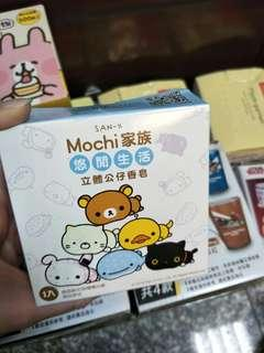 🚚 Mochi家族 肥皂