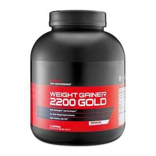 GNC Weight Gainer 2200 Gold