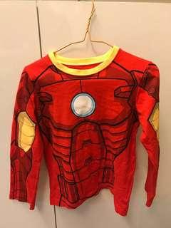 Marvel Avengers Iron Man Outfit