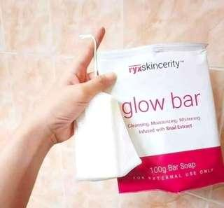 **FOR SALE RYX SKINCERITY GLOW BAR 100G FOR ONLY P449.75 ONLY!!**