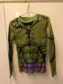 Avengers Hulk Outfit