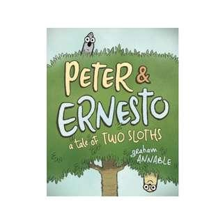 🚚 Peter & Ernesto: A Tale of Two Sloths (Author: Graham Annable, ISBN: 9781626725614)