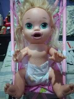 Baby Alive Snackin Sara