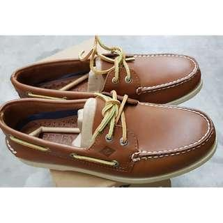 🚚 Sperry Boat Shoes Tan
