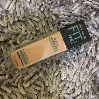 MAYBELLINE FIT ME FOUNDATION MATE + PORELESS (Ivory 115)
