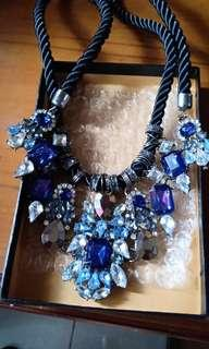 Kalung fashion Mote (necklase)..Beli on line 125.000
