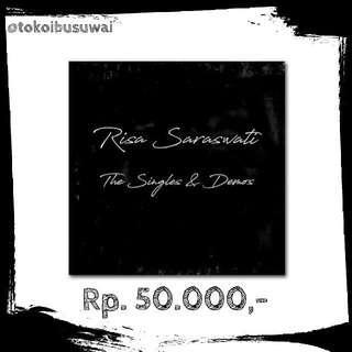 CD The Single & Demos - Risa Saraswati