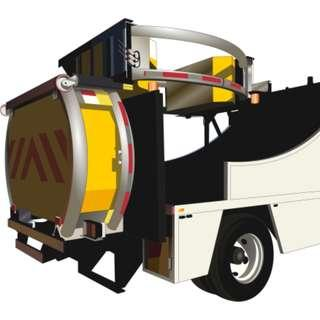 RENTAL - Truck Mounted Attenuator (TMA)