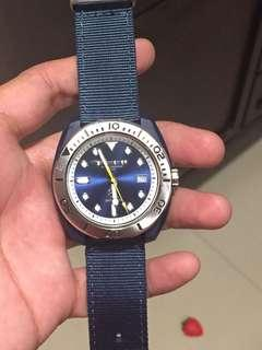 REDUCED TO CLEAR RM200.00. Spinnaker Marina Automatic Like New Watch
