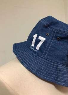 🚚 、0416x1024丹尼牛仔漁夫帽
