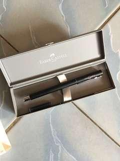Faber-Castell Fountain Pen <M nib> #sparkjoychallenge