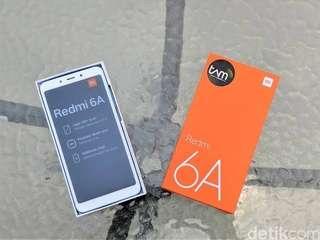 Jual atau Tuker tambah bisa Xiaomi Redmi 6A