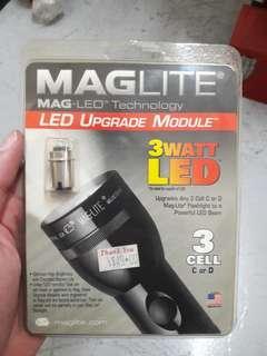 Maglite 3Watt Led Upgrade Module