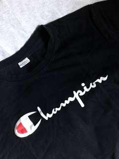 Authentic Champion CLSC Logo Tshirt