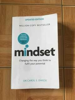 Mindset by Dr Carol S. Dweck