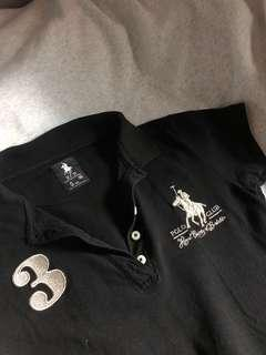 No.3 Polo Club Collar Tee - (Royal County of Berkshire) Authentic
