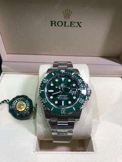 劳力士Rolex 116610LV 行貨