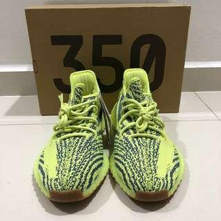 Yeezy Frozen Yellow US 9