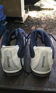 Sepatu reebok NBA size 45 buat basketball