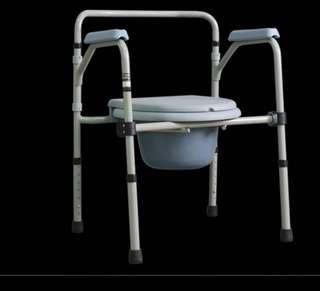 🚚 Portable adult elderly potty