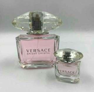 Parfum versace bright crystal