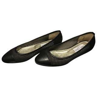"Jimmy Choo ""Waine"" Flats- New, Black, Size 35.5 - 100% authentic"