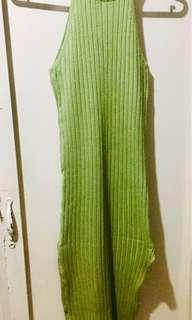 Mint Green Body Con dress