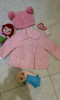 baby gap Pink Jacket