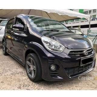 2014 Perodua Myvi 1.3 SE (A) One Owner