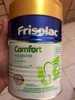 Frisolac comfort New Tin - (upto 12 months)