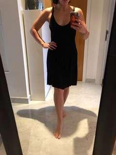 🚚 Black stretchy dress