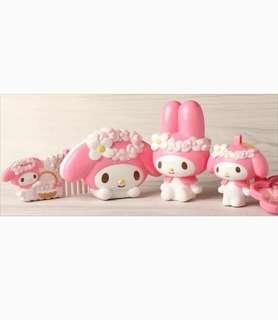 Looking for Those My Melody Mcd toys